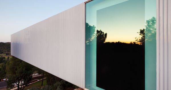 Casa BF. Location: Borriol, Spagna; firm: OAB - Office of Architecture, Carlos