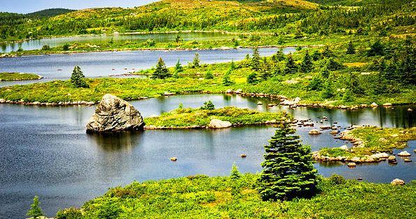 Newfoundland landscape fine art photography print, (C) Elena Elisseeva 2013