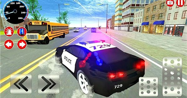 Police Car Game Real Police Car Driving Simulator 3d 2 Android