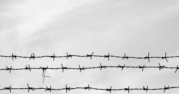 Joseph glidden the barbed wire not photograph