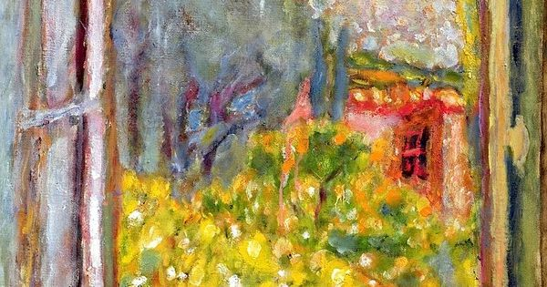 La petite fen tre the small window by pierre bonnard for Pierre bonnard la fenetre