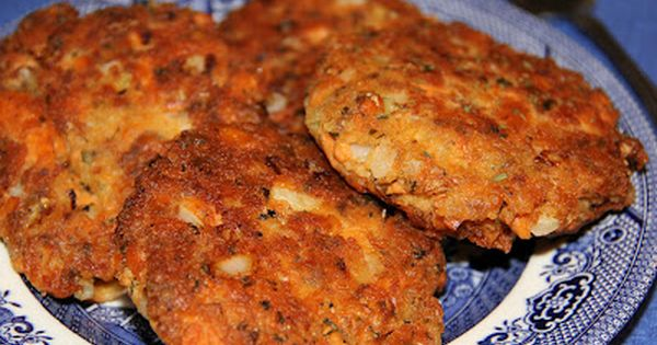 Deep South Dish: Salmon Patties 1 (14.75 ounce) can of pink or