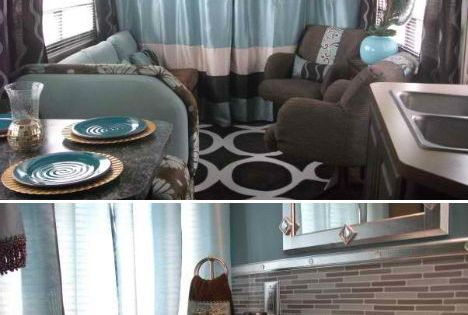 Camper ideas decor