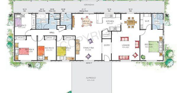 The hargraves mk2 floor plan paal kit homes offer easy for Owner builder house plans