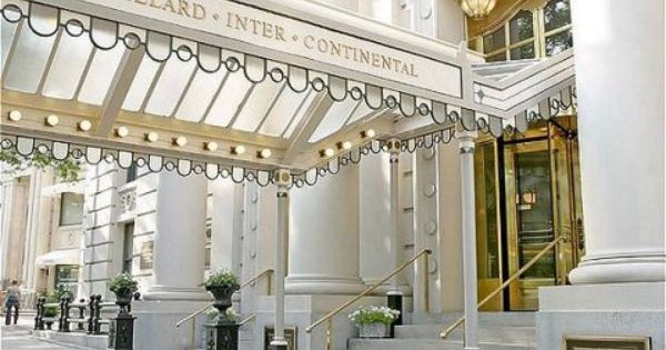 Willard Intercontinental Washington Dc Willard Hotel