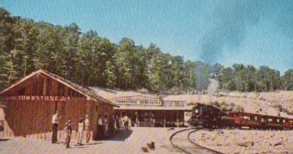 Tombstone Junction Amusement Park In Mccreary County Kentucky