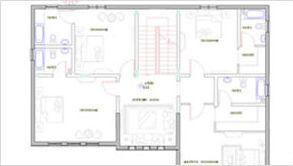 Creez Les Plans D Etages De Votre Maison En Ligne A L Aide Du Logiciel Gratuit D Amenagement De Plans D Etages Floor Planner House Design Floor Plans