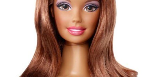 how to fix broken barbie head