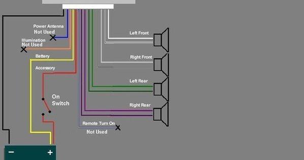 Main Qimg C At Stereo Wiring Diagram Car Stereo Installation Car Audio Installation Stereo Idea