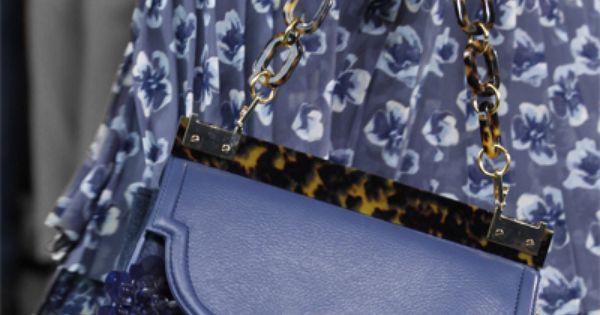 Tory Burch Runway Fall Awesome Handbags