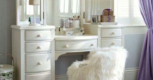 wei er schminktisch schminktische pinterest makeup vanities dressing tables and storage. Black Bedroom Furniture Sets. Home Design Ideas