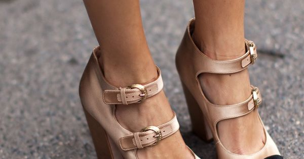 chanel satin pumps