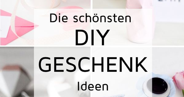 diy geschenke kreative geschenkideen zum selbermachen diys gift and diy ideas. Black Bedroom Furniture Sets. Home Design Ideas