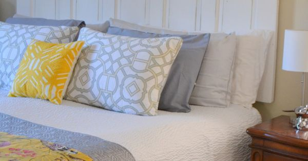 Western Inspired Room Love The Headboard With Old Doors: How To Make And Hang A Headboard Out Of An Old Door And