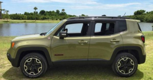 2016 Jeep Renegade Trailhawk Review Jeep Renegade Trailhawk Jeep Renegade Jeep