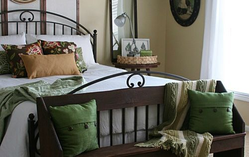 37 earth tone color palette bedroom ideas for Bedroom ideas earth tones