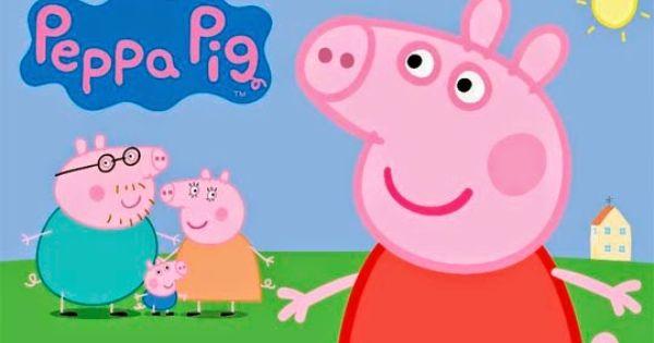 Peppa Pig La Verdadera Historia De Peppa Pig Kinderkamer