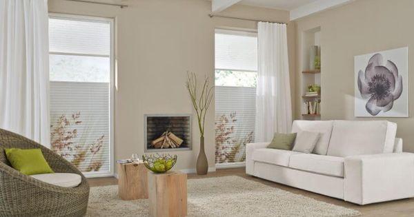 wohnzimmer plissee weiss schlicht vielf ltige plissees bezaubernde fl chenvorh nge liebevolle. Black Bedroom Furniture Sets. Home Design Ideas