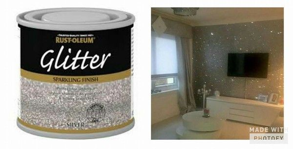 Honest Review Tips For Rust Oleum Glitter Interior Wall Paint