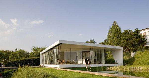 Moderne Häuser, Modern and Haus on Pinterest