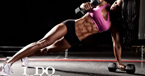 how to get side abs female