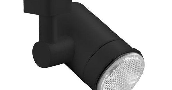 White Low Profile Par 20 Dimmable Track Head 15536 Lamps Plus