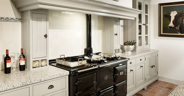 Aga fornuis een prachtige buitenkans bij tinello keuken en for Landelijk klassiek interieur
