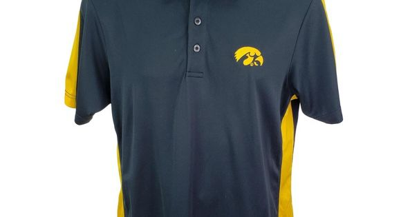 Under Armour Men S Small Iowa Hawkeyes Polo Shirt Under Armour Men Shirts Under Armour Shirts