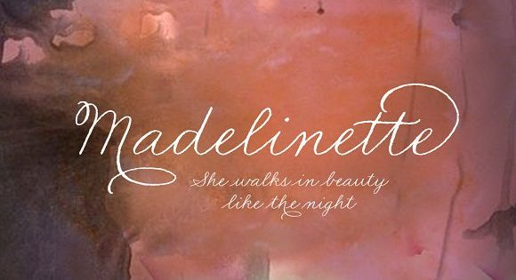 Madelinette Font – Simple. Classic. inspired by the beautiful handwriting of your mother
