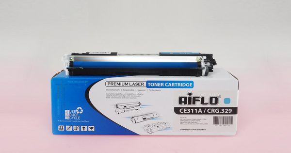 Aiflo Ce311a Crg329 Compatible Laser Toner Cartridge Toner