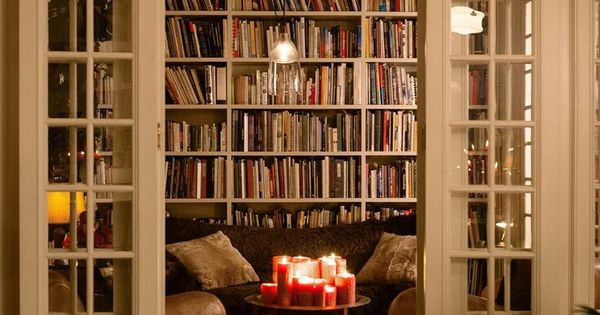 books bookworm pinterest bibliotek b cker och hus. Black Bedroom Furniture Sets. Home Design Ideas
