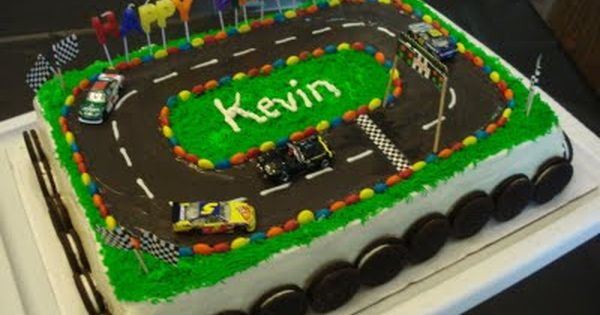 Matchbox Car Birthday Cake Food Boys Birthday Cakes