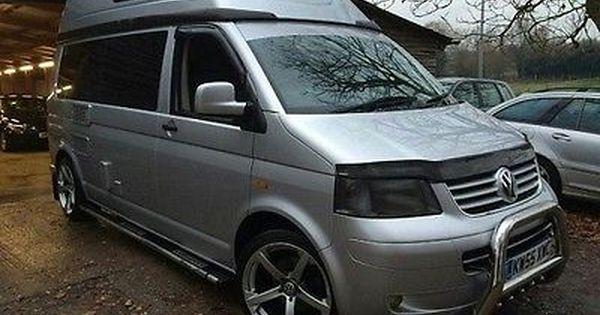 Ebay Vw Transporter T5 2 5tdi Auto Sleeper Topaz Camper Van Vwcamper Vwbus Vw Ukdeals Rssdata Net Vw Transporter Vans Transporter T5