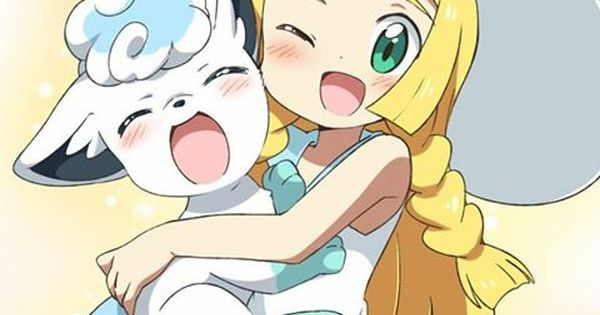 Vulpix Alola Y Lillie Pokemon Pinterest Pok 233 Mon Moon And Anime