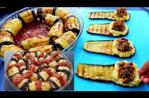 اسهل والذ واسرع وجبة عشاء البيت كلو غادي يشكرك عليها X2f وجبة عشاء غداء سهلة وسريعة X2f كراتان الباذنجان Youtube Food Sausage Meat