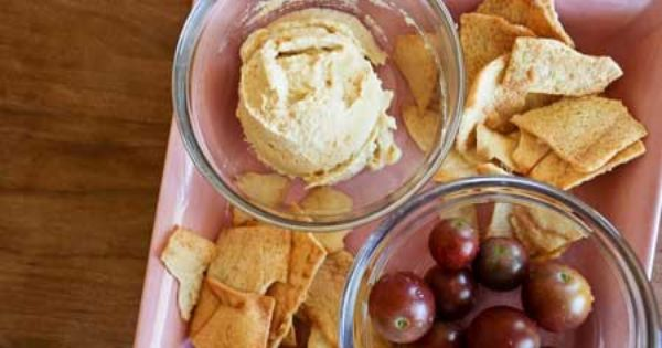 Hummus, Homemade hummus and At home on Pinterest