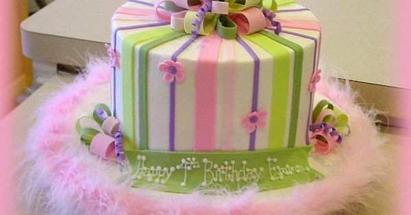 Girl Birthday Cake Ideas