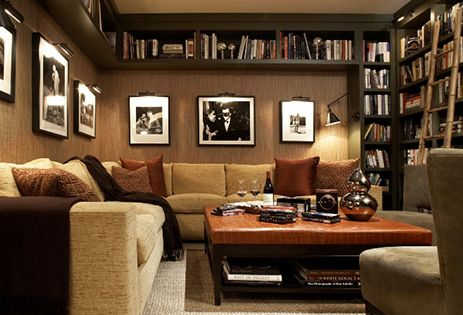 Family room off of kitchen Black Basement Bookshelves -20 Cool Basement Ceiling