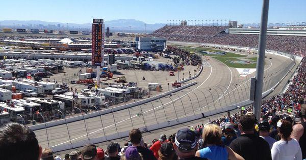 Las Vegas Motor Speedway Nascar Pinterest