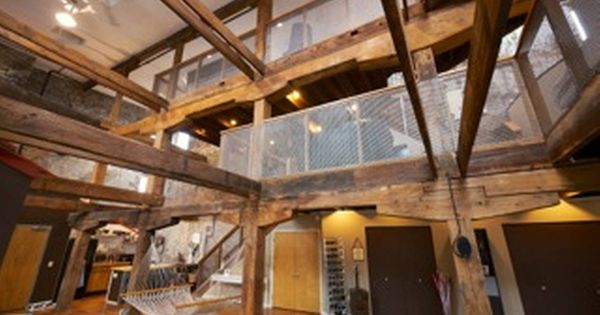 Incredible Over The Rhine Warehouse Vacation Rental In