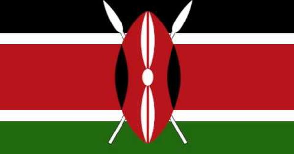 Red White Green And Black Horses Of Revelation And Muslim Flags Kenya Flag Kenya Country Flags