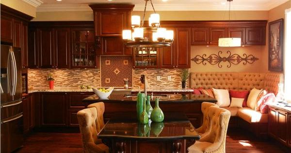 Traditional victorian colonial kitchen by erika soza for Traditional victorian kitchen designs