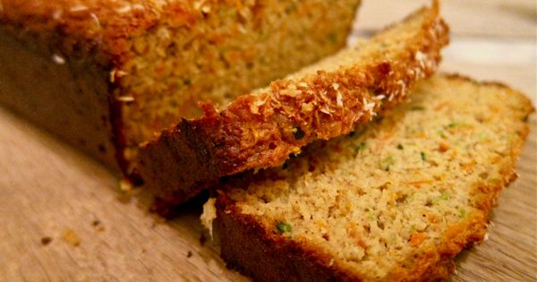 Zucchini, Breads and Shredded coconut on Pinterest