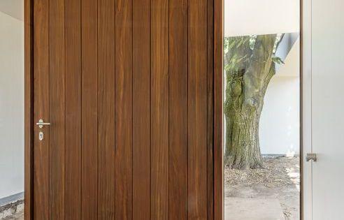 Hal uitbreiding met voordeur google zoeken voordeuren pinterest red cedar doors and red - Uitbreiding hal ...