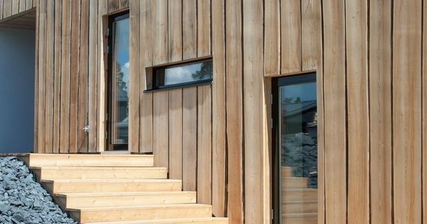 Wood siding in architecture architecture design for Architectural wood siding