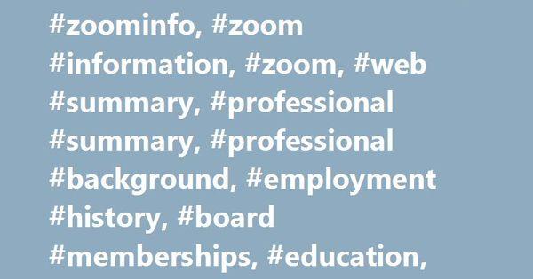 Dan Finn #dan #finn,dan #finn, #zoominfo, #zoom #information - professional summary