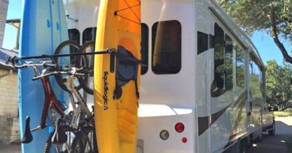 fabrication de support rack pour v lo kayak surf canne. Black Bedroom Furniture Sets. Home Design Ideas