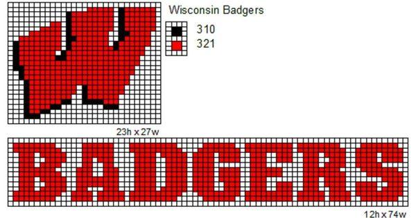 Wisconsin Badgers By Cdbvulpix Deviantart Com On