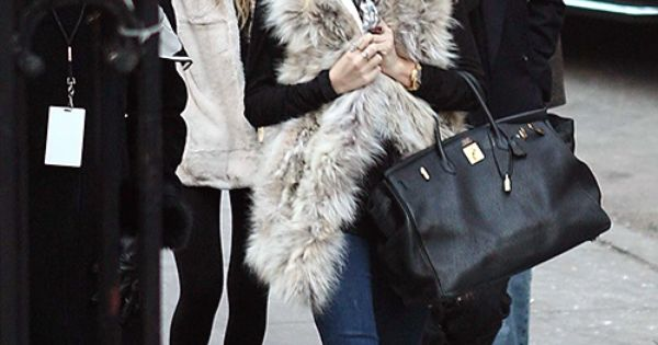 Olsens street fashion fur