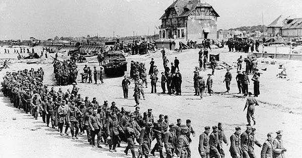 d-day landings allies